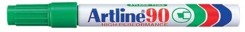 Artline EK90 Marker Green Chisel