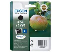 Epson T1291 High Yield Black Ink Cartridge