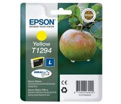 Epson T1294 High Yield Yellow Ink Cartridge