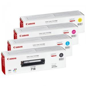 Canon Cartridge 718 Yellow