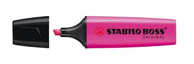 Stabilo Boss Highlighter Lilac