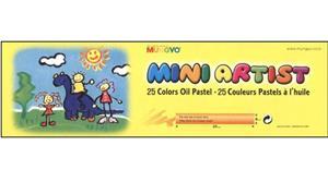 Mungyo Oil Pastels 25's