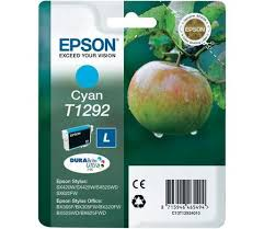 Epson T1292 High Yield Cyan Ink Cartridge