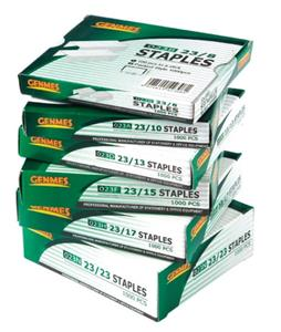 Staples 23-8 Heavy Duty 1000's(40 Sheet Capacity)