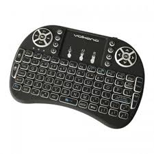 VOLKANO CONTROL SERIES SMART TV REMOTE CONTROL KEYBOARD