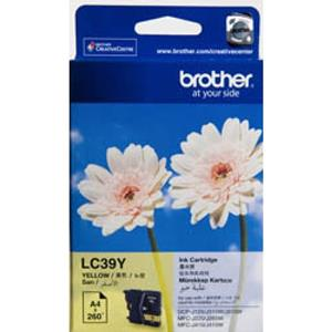 Brother MLC39Y Yellow Ink Cartridge(MFC-J220)