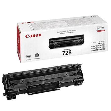 Canon 728 Black Cartridge