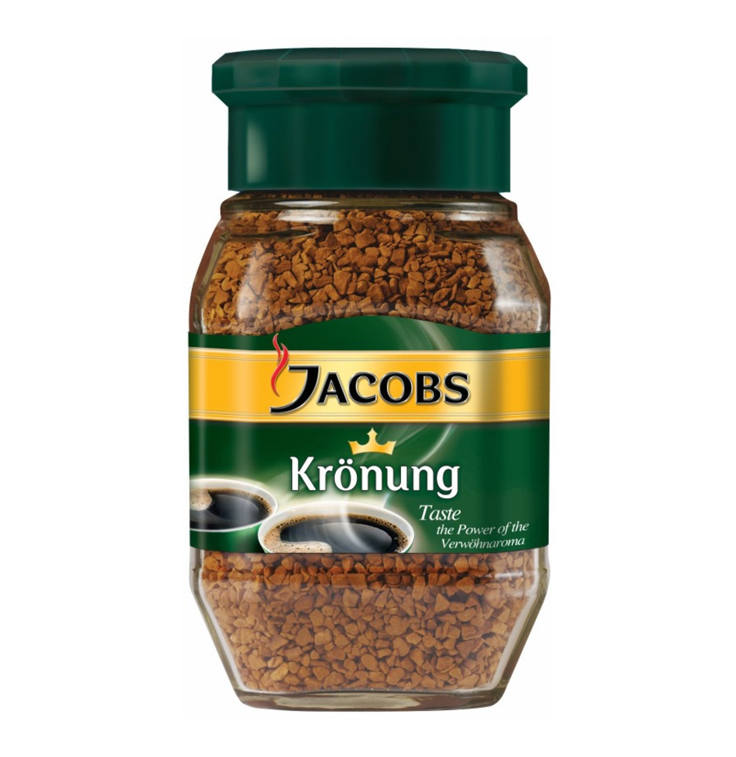 Coffee Inst Kronung Jacobs 200G Jar
