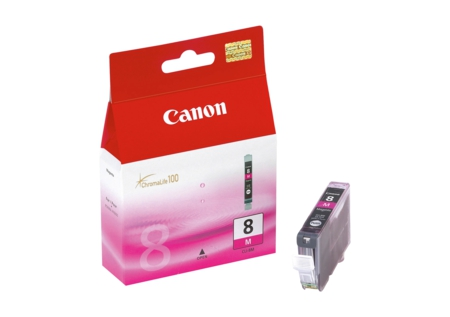 Canon CLI8 Magenta Ink Cartridge