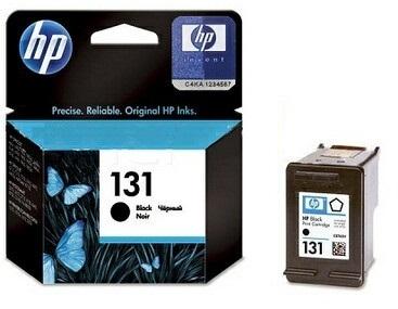 HP 131 Black Ink Cartridge