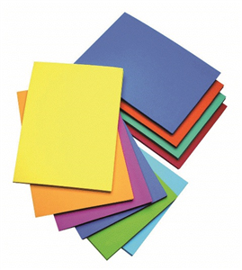 Colour Action Bright Sun Yellow A4 160gsm Board (250's)