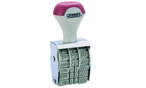 Genmes Date Stamp 5mm