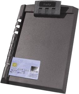 Bantex A5 Clipboard Plastic Assorted