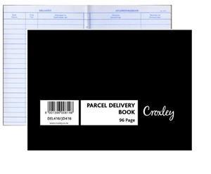 Croxley JD413 Del.Book 128PG Letter