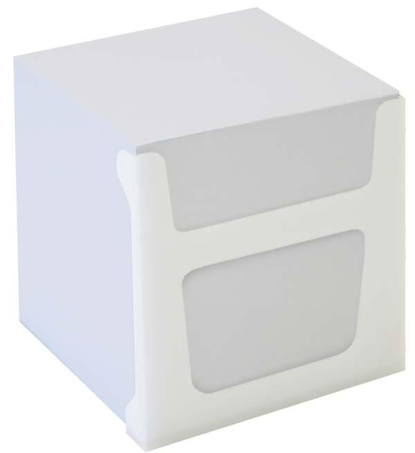Bantex Full Size White Paper Refill