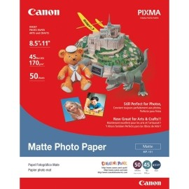 Canon MP-101 A4 - Matte Photo - 170GSM