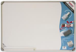 White Board Slim Non Magnetic 1200mmx900mmmm