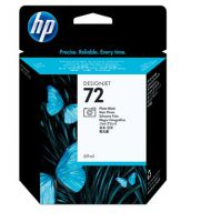 HP 72 69ML PHOTO BLACK INK CARTRIDGE FOR USE IN SELECTED HP PRINTERS.