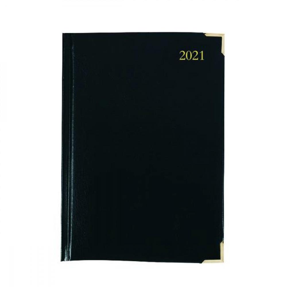 I/S A5 PAD EXEC. DIARY BLACK 2022