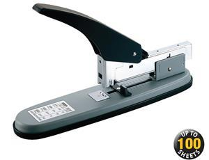 Genmes E01S Heavy Duty Stapler 100 Sheets-(23/Range Staples)