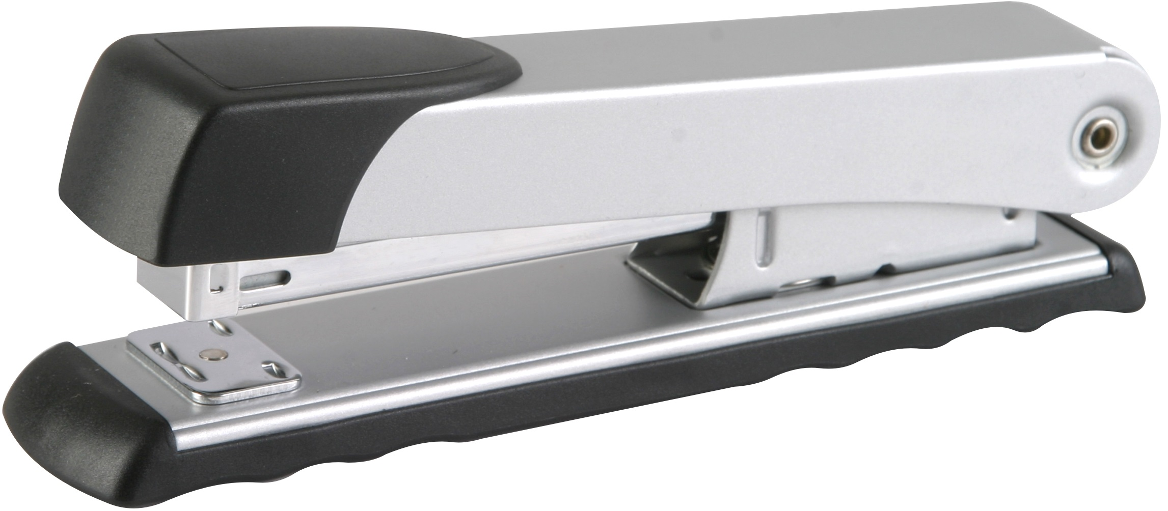 Parrot Staplers Steel 210x(24-6 26-6) Silver 20 Page