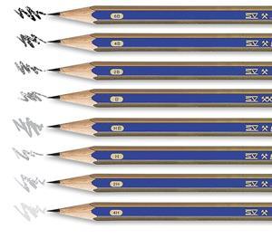 Faber Castell Goldfaber Pencil 4H