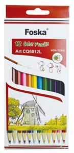 Foska Colour Pencils 24's Long