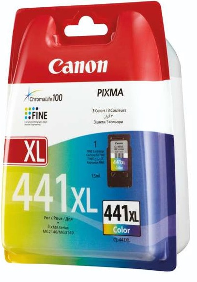 Canon CL441 Colour XL Ink Cartridge