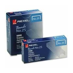 Rexel Bambi Staples 1500(10 Sheet Capacity)