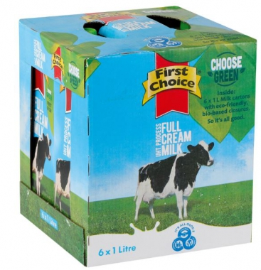 First Choice Long Life Full Cream(Only available in JHB)