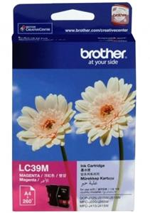 Brother MLC39M Magenta Ink Cartridge(MFC-J220)