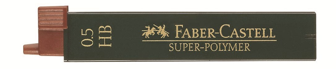 Faber Castell Lead Superpolymer 0.5mm HB