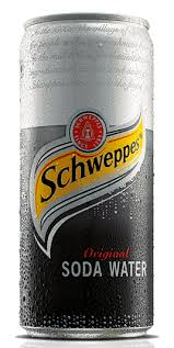 Schweppes Soda Water (6X200ml)