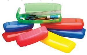 Bantex Shuttle Box Imac Colours