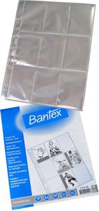 Bantex Photo Pockets 10mmx15mm Clear