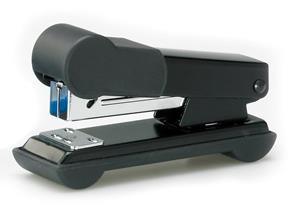 Bantex Small Home Staplers Black