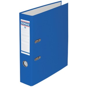 Donau Ring Binder 2 Ring A4 PP 25mm Overlay