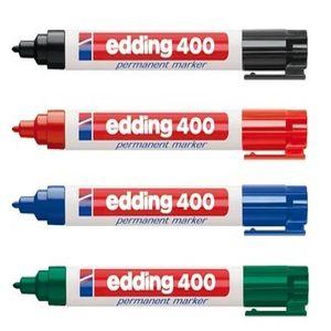 Edding 400 F Black Bullet Marker