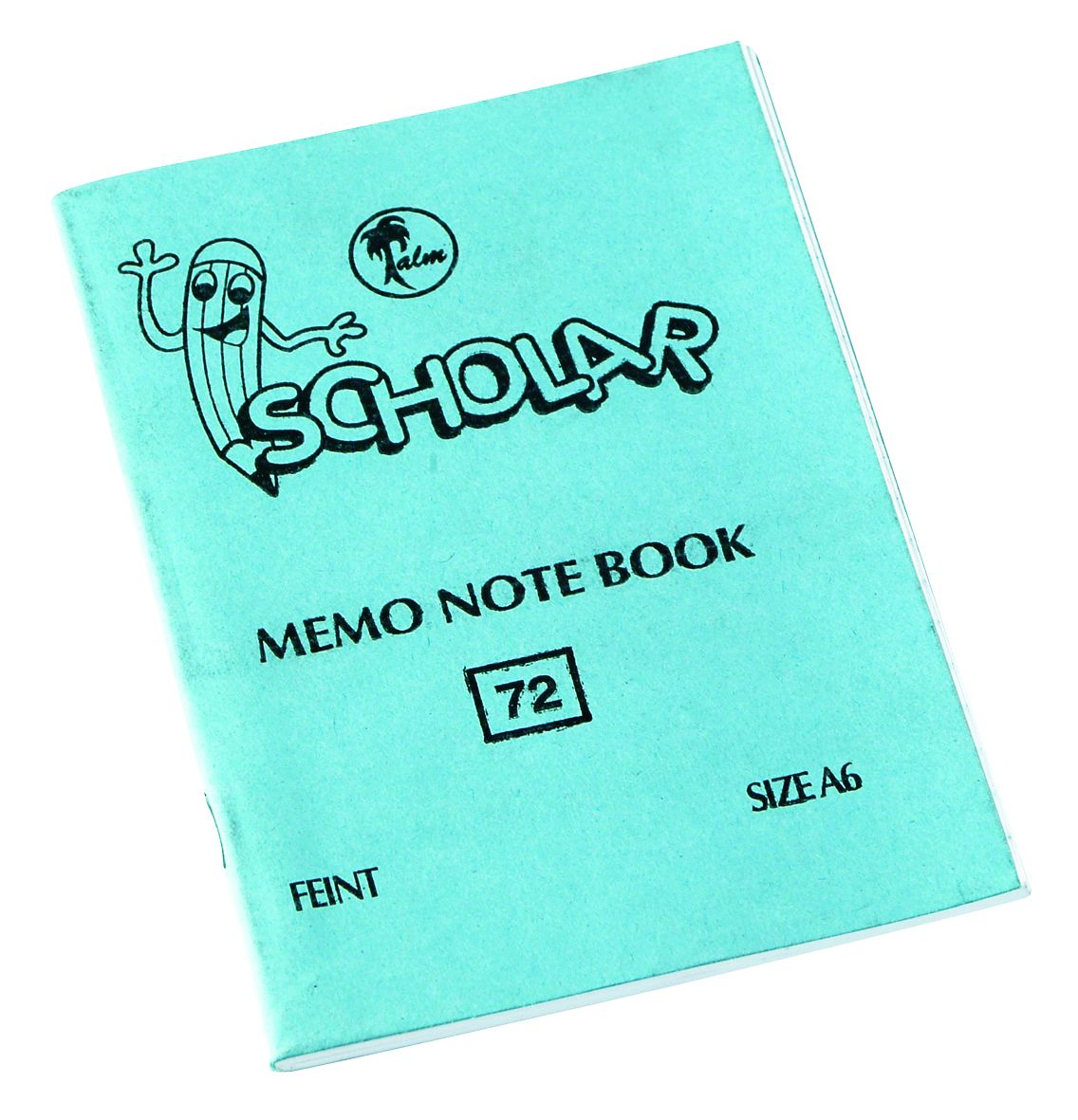 Memo Book A6 72PG Soft Cover