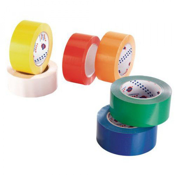 Eurocel PVC Tape 48mmX50m Red