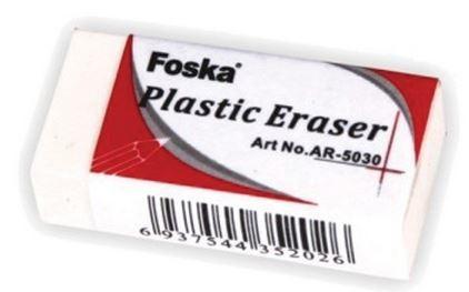 Foska Eraser Slv-Small