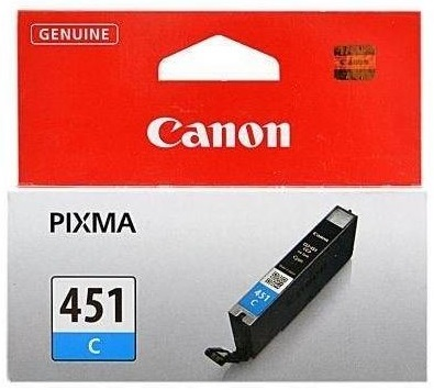 Canon CLI451 Cyan Ink Cartridge