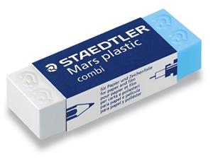 Staedtler Mars Plastic Combi Eraser