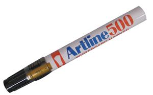 Artline EK500 Whiteboard Marker Brown