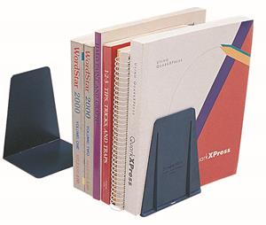Bantex Book Ends L Shape Assorted