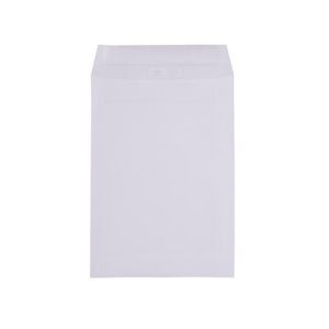 Croxley Envelopes C5 229x162 White Full Gum - Enp95cc