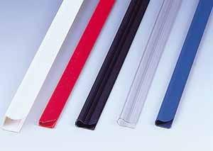 Fellowes 9-12mm Blue Slide Binder