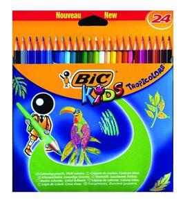 Bic Tropicolour 24's Pencils