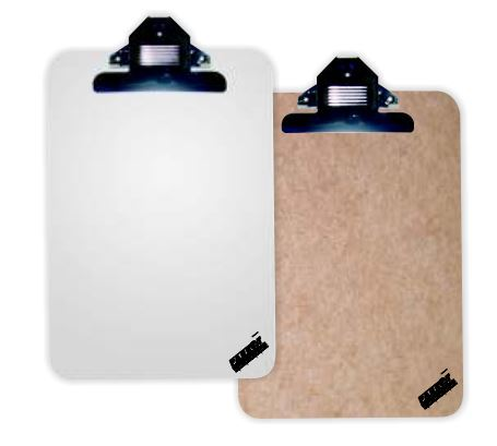 Parrot Clipboard 355mmx230mm White A4