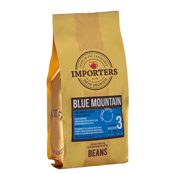 Importers Blue Mountain Coffee Beans 1kg